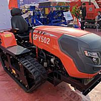 金達威GPY502履帶拖拉機