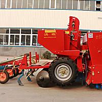 洪珠2CM-2/4型马铃薯种植机