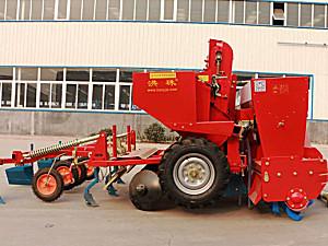 洪珠2CM-2/4型两垄四行马铃薯种植机