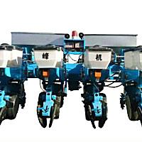 松峰2BSF-4A免耕指夾式精量施肥播種機