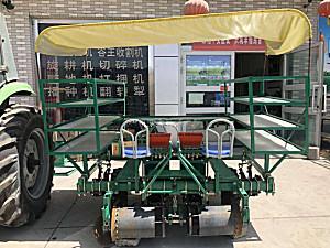 重庆北卡2ZB-2半自动移栽机