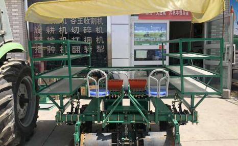 重慶北卡2ZB-2半自動移栽機