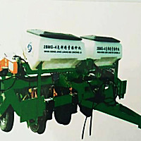 隆丰2BMG-4播种机