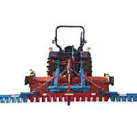 南县伟业1P-4600水田平整机螺旋式车载吸粮机