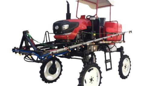 華博3WPZ-1000自走噴桿噴霧機