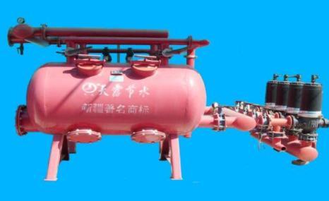 天露节水8GSW-210滴灌过滤器