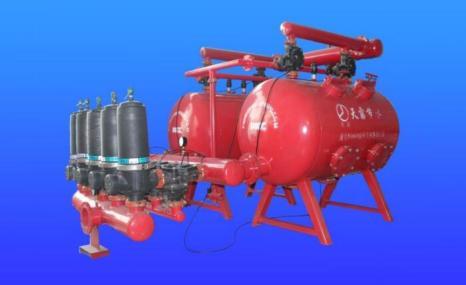 天露节水8GSWZ-270滴灌过滤器