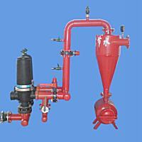 天露节水8GLW-100滴灌过滤器