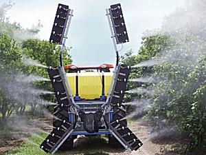 杰瑞华创SR系列静电喷雾设备