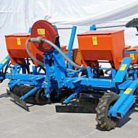 精準農業2MBQ-2/4鋪膜播種機
