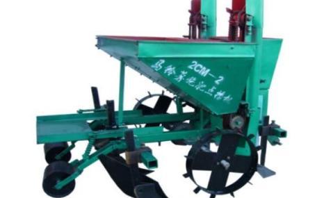 昌吉新明2CM-2馬鈴薯播種機