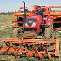 新明4GJ-220蔬菜收获机