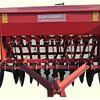 新明2BF-10施肥播种机