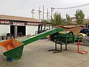 民勤运腾5TY-120-250复式单滚筒玉米脱粒机