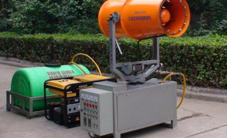 郑州欧丽3WG400A风送式高射程喷雾机