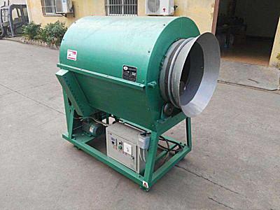 浙江高峰6CCT-60D茶葉滾筒炒干機