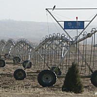 華雨DYP-315噴灌機