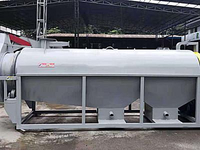 湖北農益6CST-80F茶葉滾筒殺青機