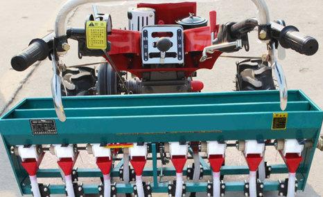 綠創機械SL-5A手扶小麥播種機