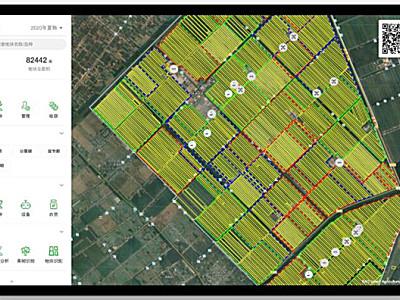 極飛科技XSAS? 智慧農業系統