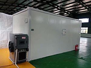 安徽磊诺尔5HGS-52厢式果蔬烘干机