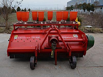 安徽雙林2BM-8免耕滅茬點播機