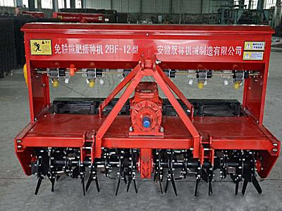 安徽雙林2BF-12免耕施肥播種機