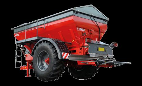 优尼亚RCW-PLUS牵引式撒肥机