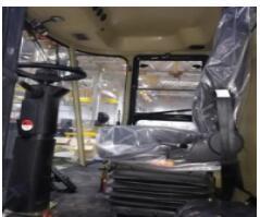 东方红4YZ-3D1自走式玉米收获机座椅