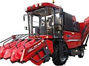 东方红4YZ-4D2自走式玉米收获机