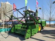 華昌機械4QZ-3000自走式青飼料收獲機