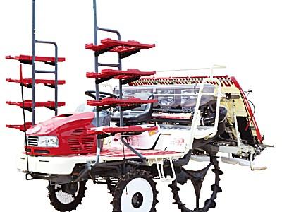 沃得骁龙2ZGF-6高速乘坐式插秧机