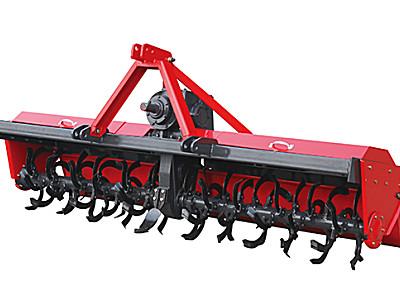 沃得1GKN-250D中间齿轮传动水田埋茬耕整机