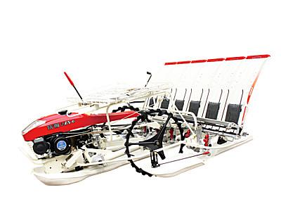 沃得驍龍2ZS-6手扶式插秧機