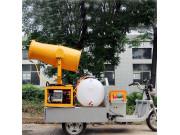 山东金原JY3WF-X40车载风送式高射程打药机