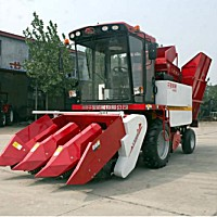 千里4YZP-3X玉米收获机