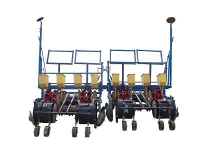 沙雅新东方2MBJ-2/8机械式精量铺膜播种机