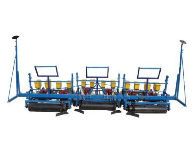沙雅新东方2MBJ-3/12机械式精量铺膜播种机