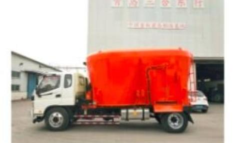 青岛三合9JL-2022C车载式TMR饲料搅拌机