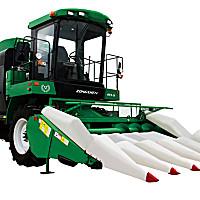 宗申豐裕4YZ-5自走式玉米聯合收獲機