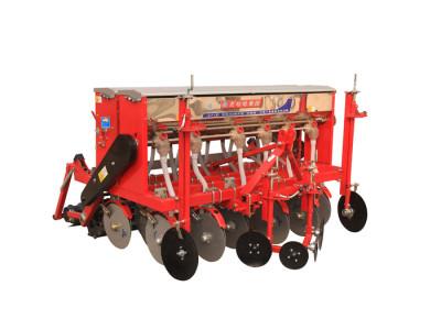 农哈哈2BXF-12小麦分施肥播种机