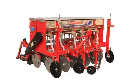 农哈哈2BXF-14小麦分施肥播种机