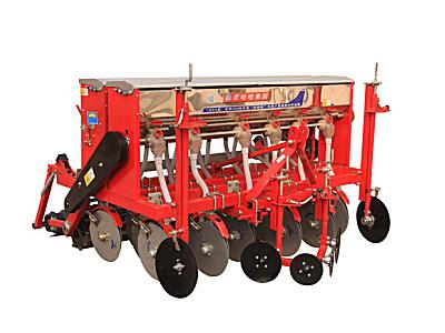 农哈哈2BXF-9小麦分施肥播种机
