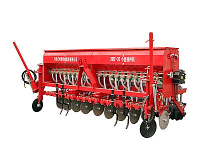 農哈哈2BXF-20小麥施肥播種機