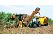 柳工S935甘蔗聯合收割機
