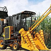 柳工S718甘蔗收获机