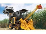 柳工S718甘蔗收獲機