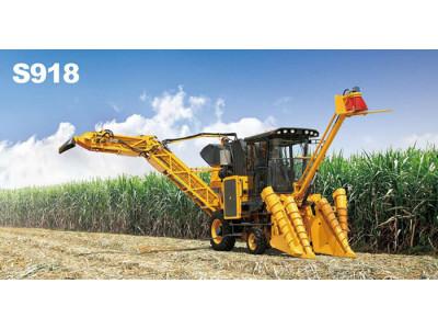 柳工S918切段式甘蔗收获机