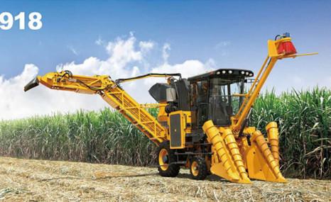 柳工S918切段式甘蔗收獲機
