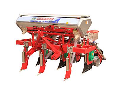 農哈哈2BYFSF-3仿形玉米播種機